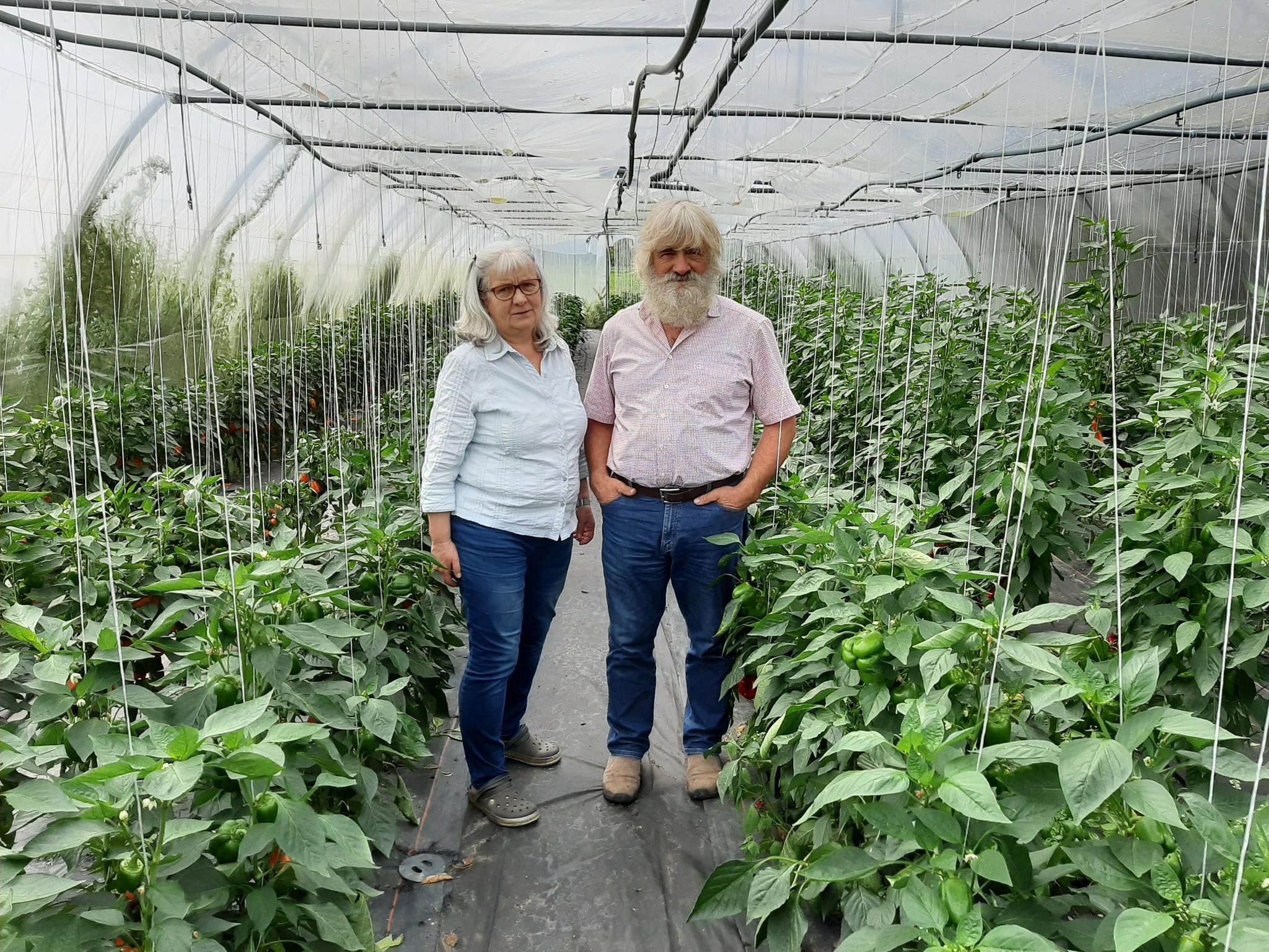 Silvia & Pius Grünenfelder
